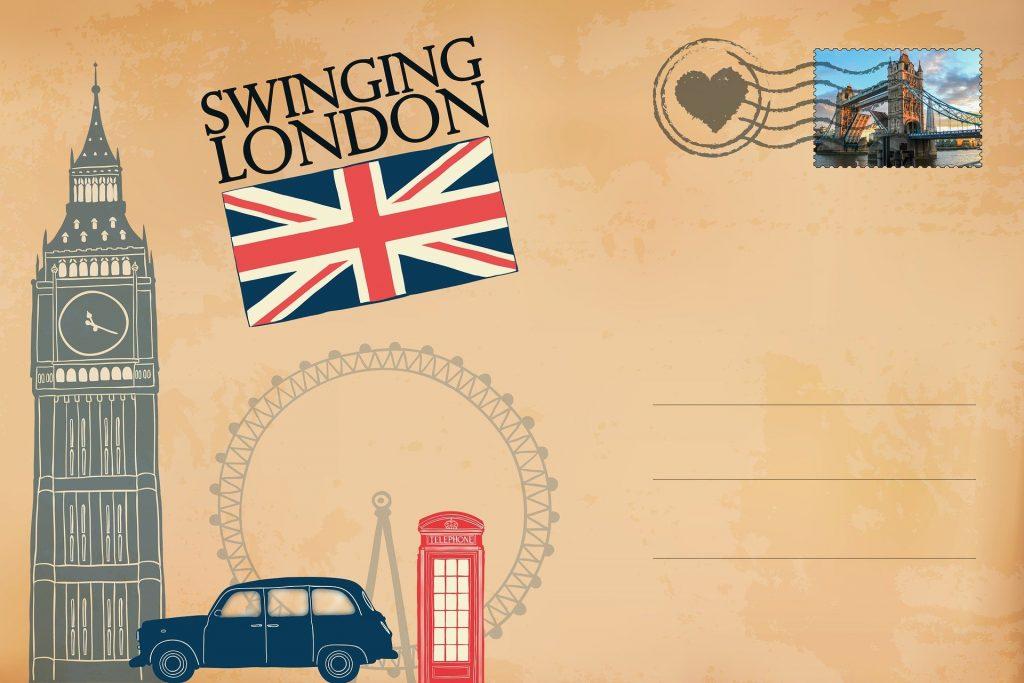 Une carte postale de Londres